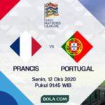 PREDIKSI PORTUGAL VS PERANCIS