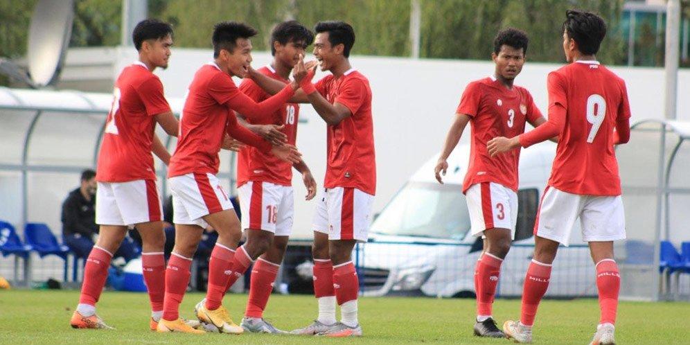Hasil pertandingan Timnas Indonesia U-19 vs Makedonia Utara: Skor 4-1