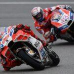 Lorenzo Ribut dengan Dovizioso soal MotoGP