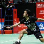Hasil Drawing BWF Tour Finals 2021: Ginting di Grup Neraka