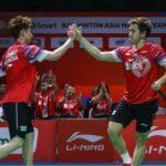 Drawing Malaysia Open 2021: Perang Indonesia vs Malaysia