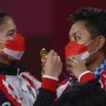 Greysia/Apriyani Rebut Emas Olimpiade, Ginting Raih Perunggu